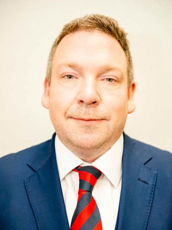 Clive Iain Rebbeck