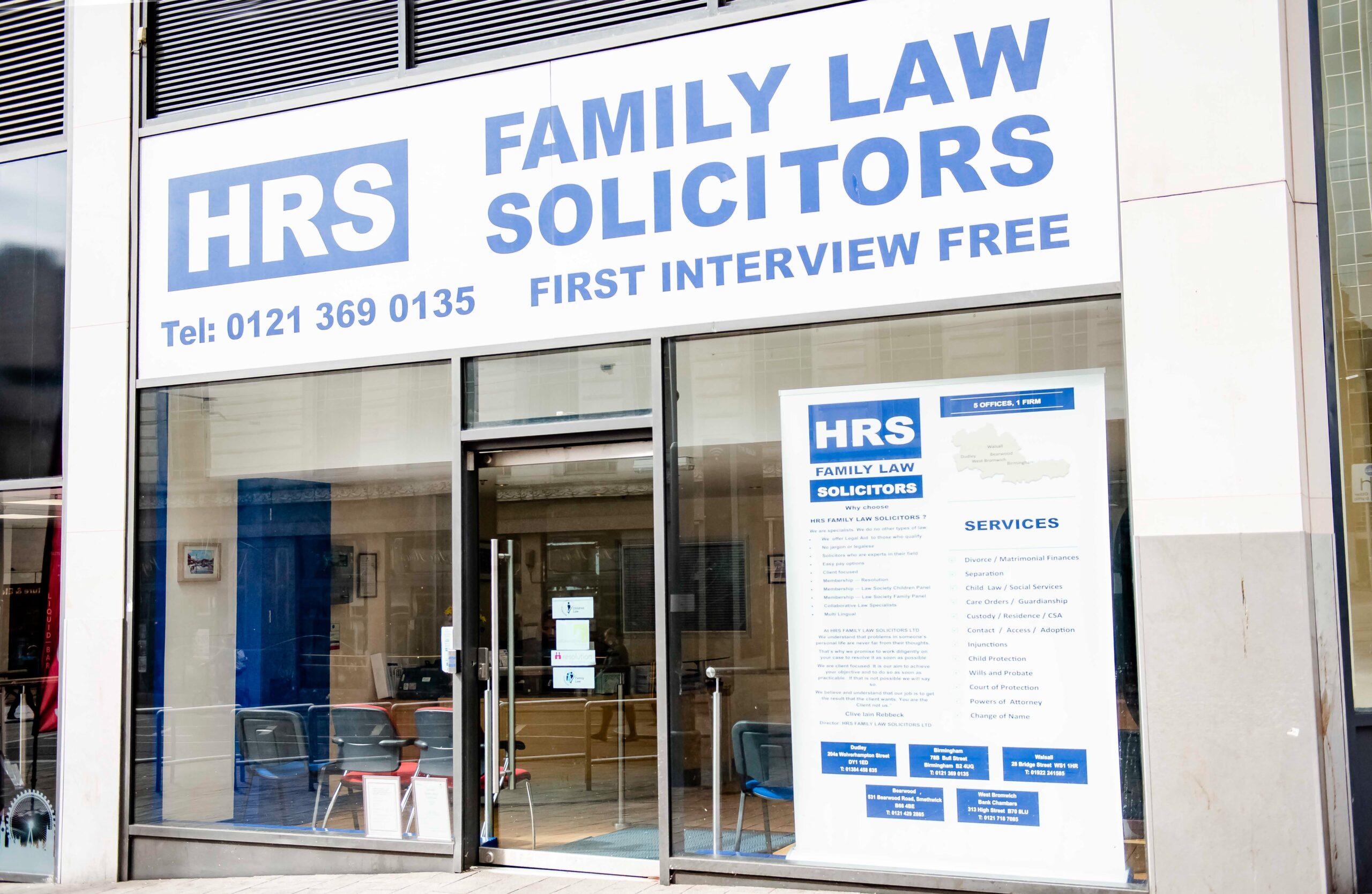 Solicitors in Birmingham