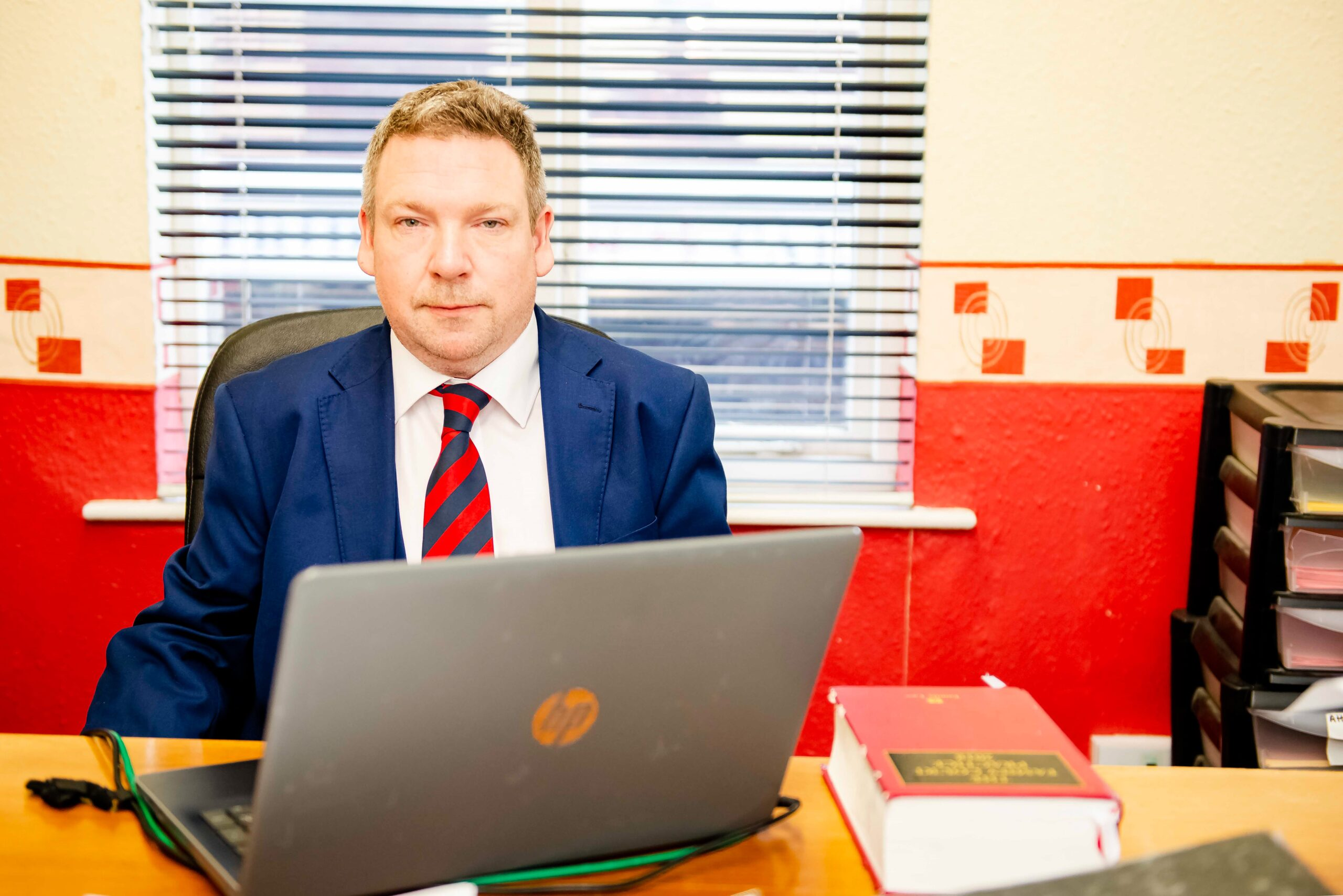 Clive at HRS Family Law Solicitors Dudley