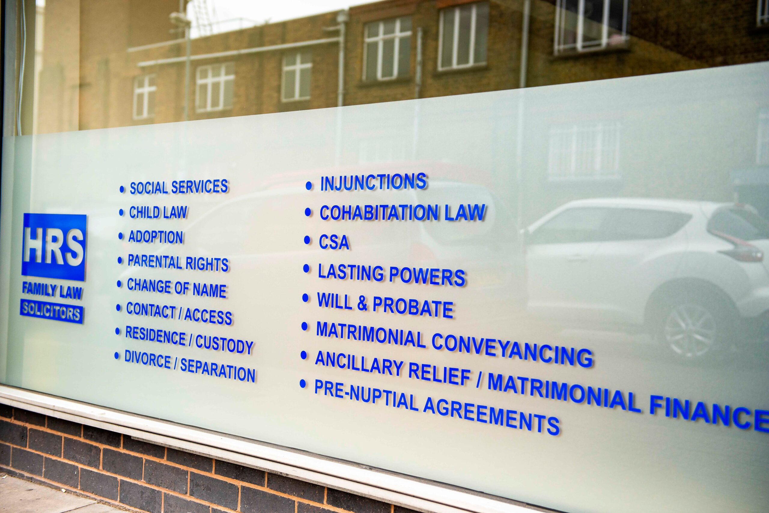 Solicitors services in Erdington