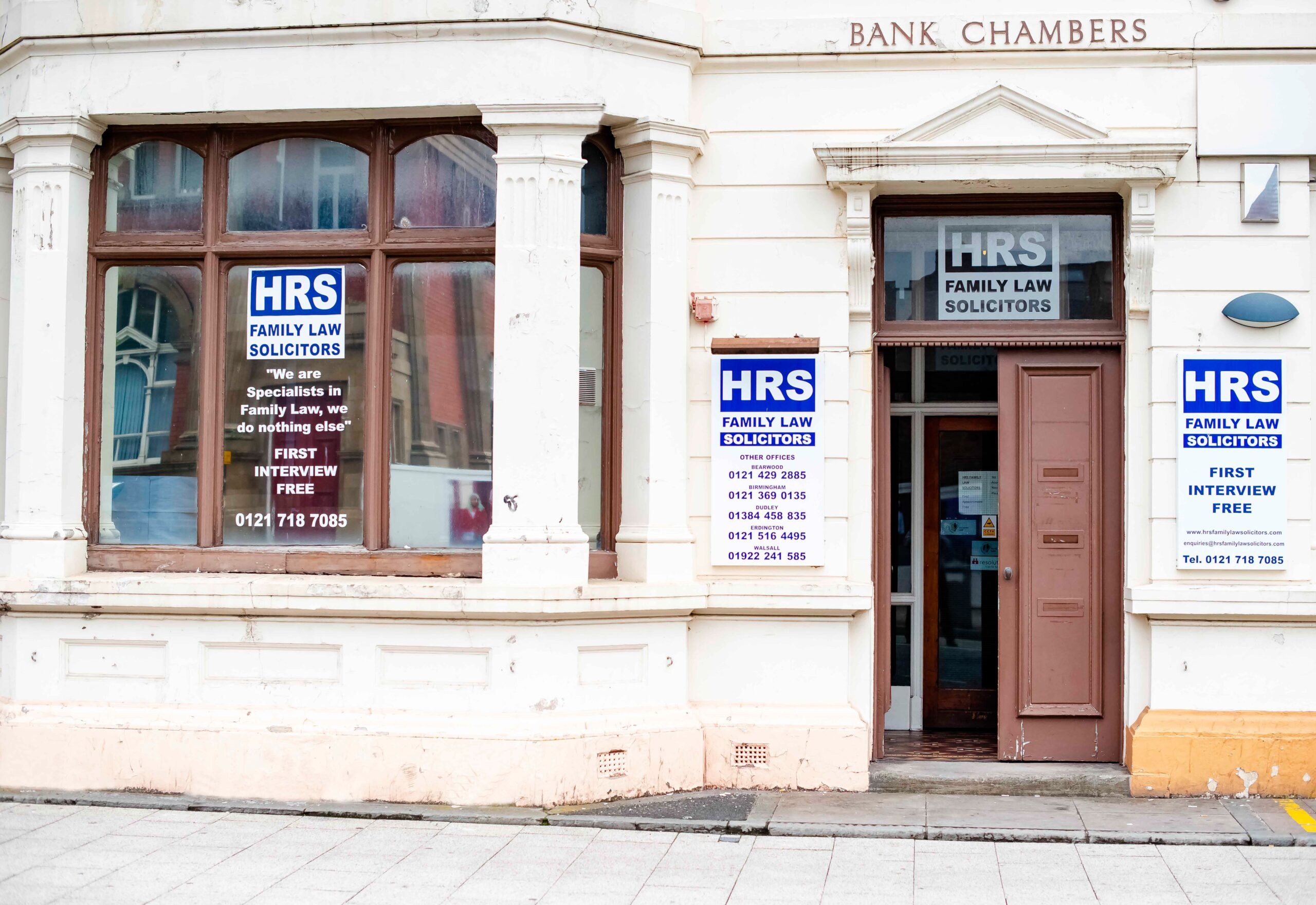 HRS Family Law Solicitors West Bromwich