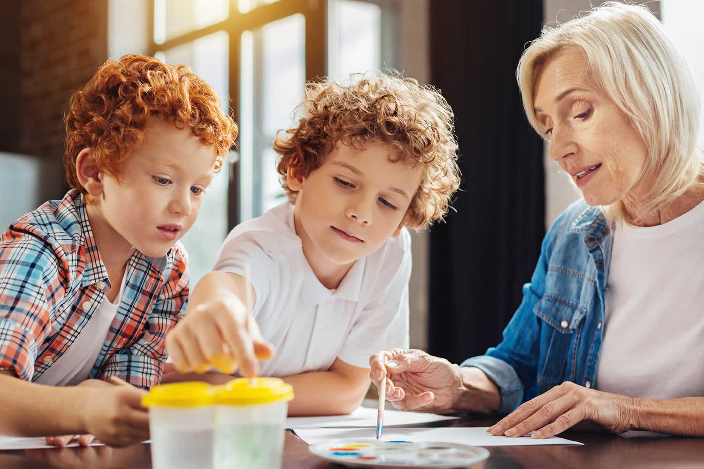 Adopting grandchildren