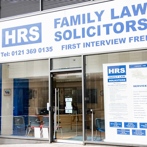 HRS Family Law Solicitors Birmingham