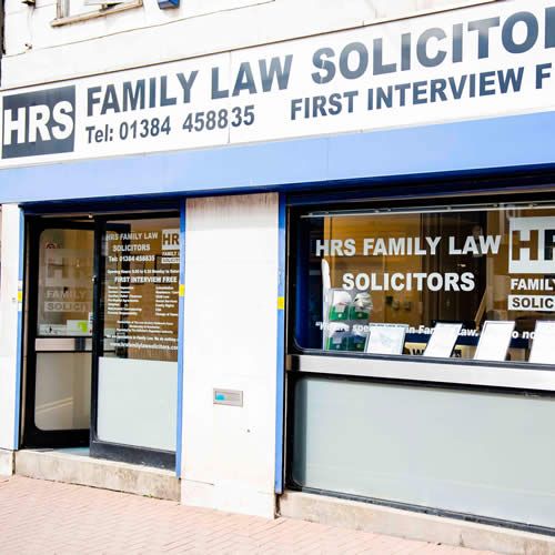 HRS Family Law Solicitors Dudley