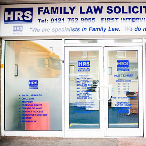 HRS Family Law Solicitors Kings Heath