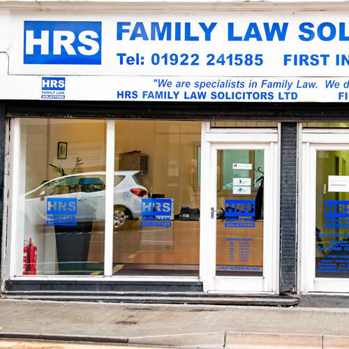 HRS Family Law Solicitors Walsall