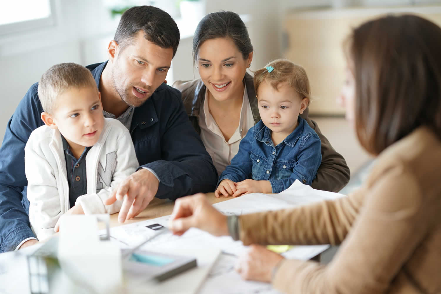 Legal Aid for Families