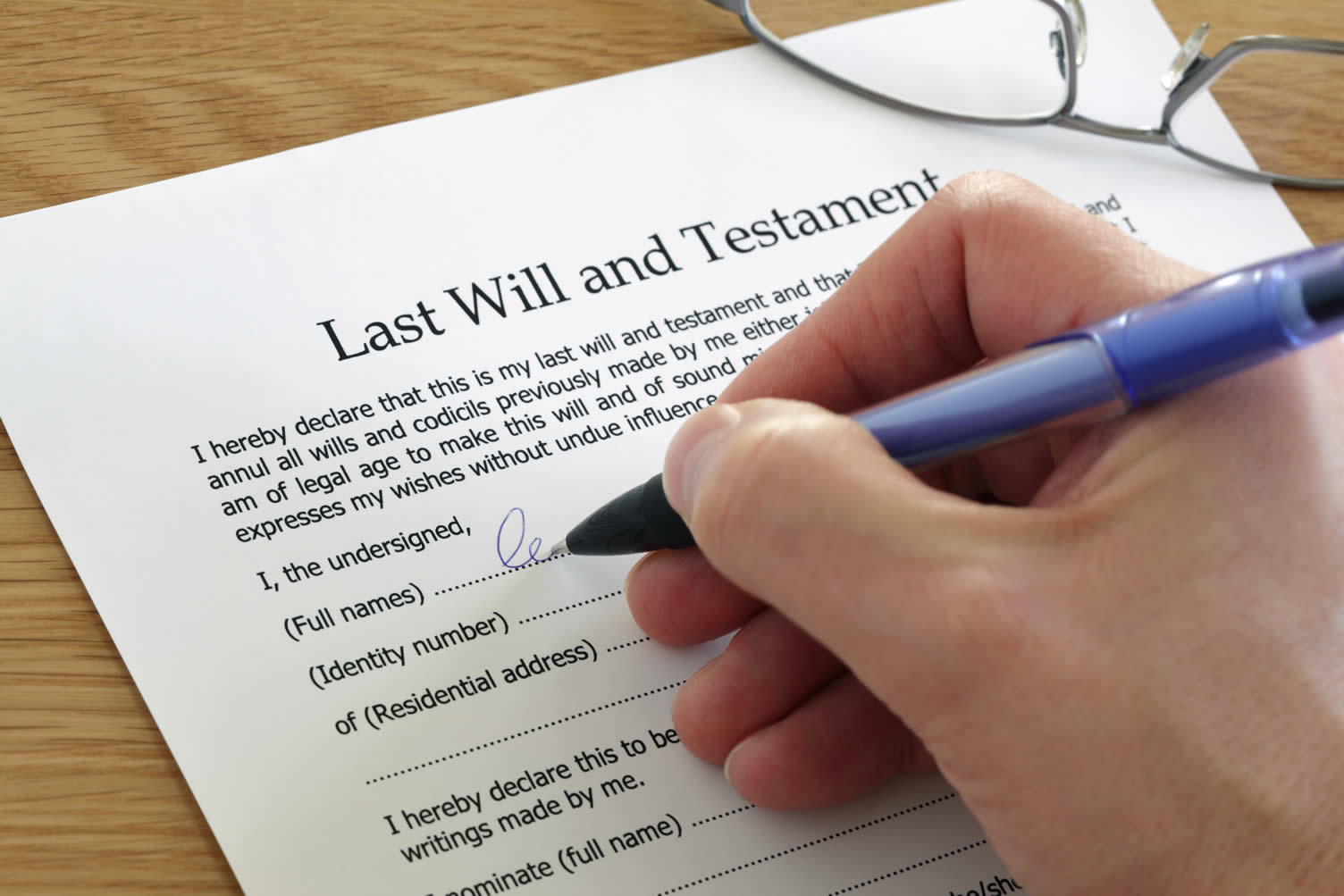 Last Powers Wills & Probate