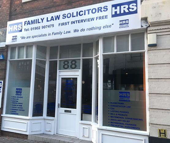 HRS Solicitors Wolverhampton