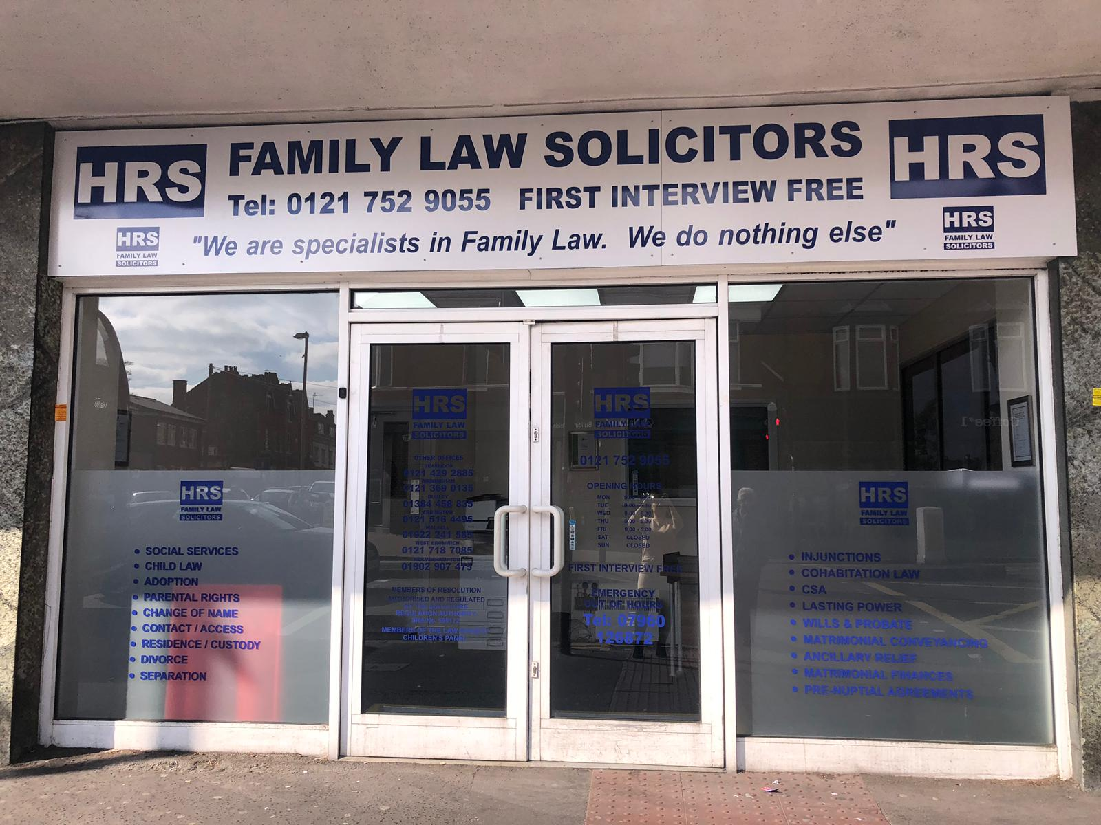 Solicitors Kings Heath Hrs Family Law Solicitors 0121