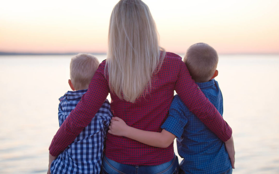 Michelle's Story: Escaping Domestic Violence & Winning Back her Kids