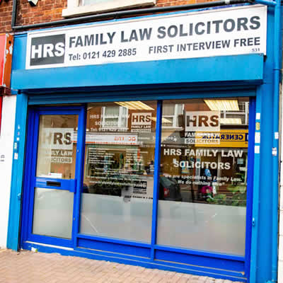 HRS Family Law Solicitors Bearwood