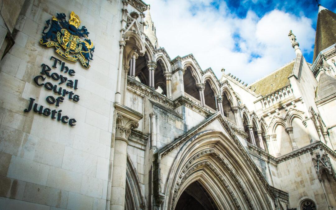 High Court success!
