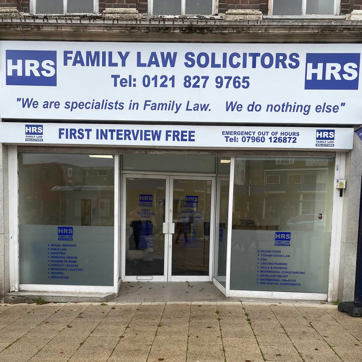 Solicitors in Northfield